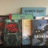 Et utvalg bøker fra LEser søker bok. Foto: Leser søker bok.