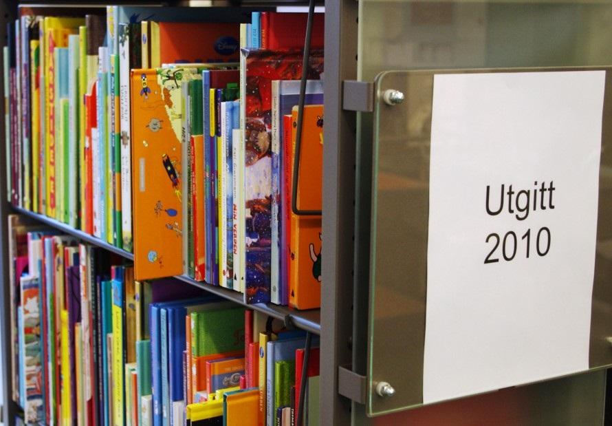 Barne- og ungdomsbøker på innkjøpsordningen 2010