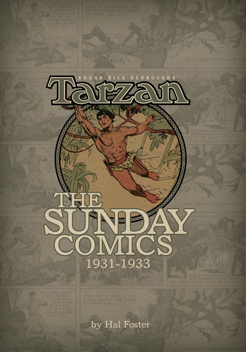 Tarzan – den første superhelt i mediehistorien