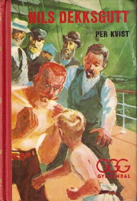 Seriebøkene kommer med barnelitteraturen, eller omvendt