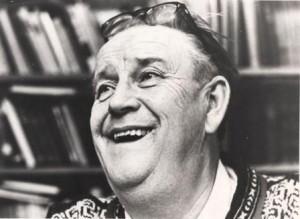 Alf Prøysen. Foto: Odd Wentzel