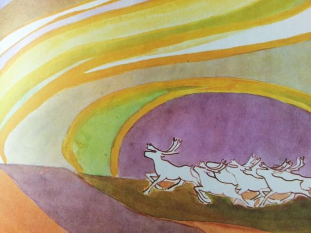 Samisk barnelitteratur - mellom lokal og global kultur.
