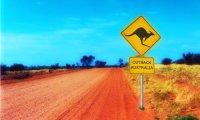 En liten sving innom store Australia