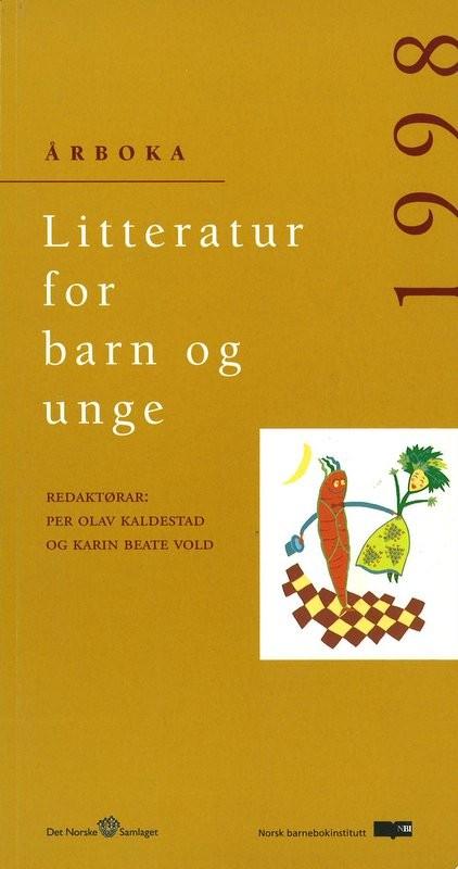 Årboka Litteratur for barn og unge 1998