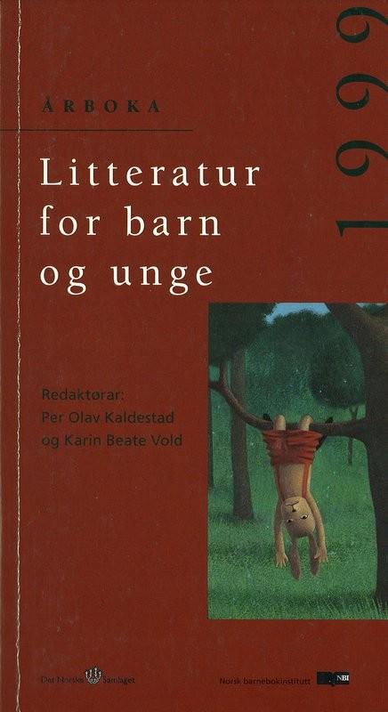 Årboka Litteratur for barn og unge 1999