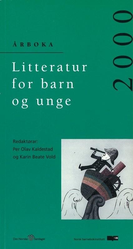 Årboka Litteratur for barn og unge 2000