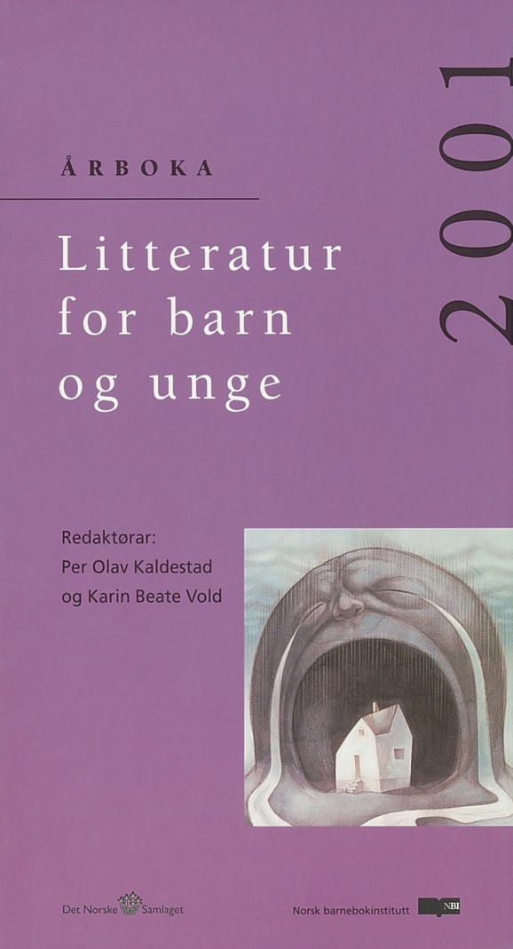 Årboka Litteratur for barn og unge 2001