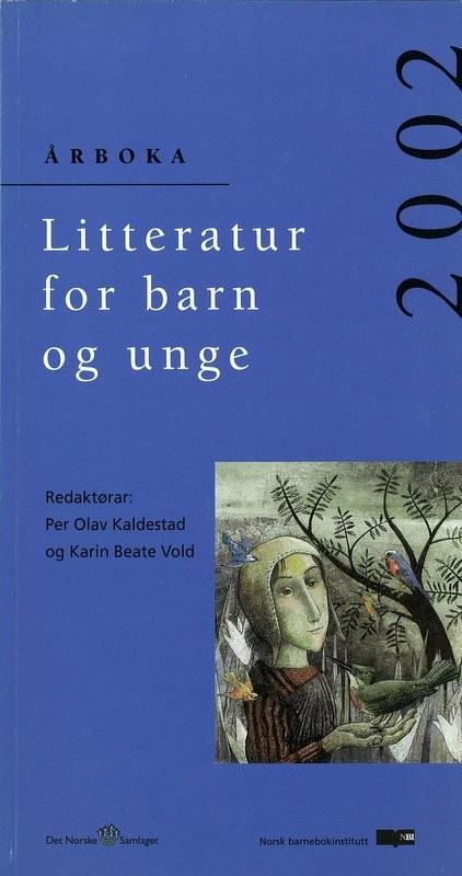 Årboka Litteratur for barn og unge 2002