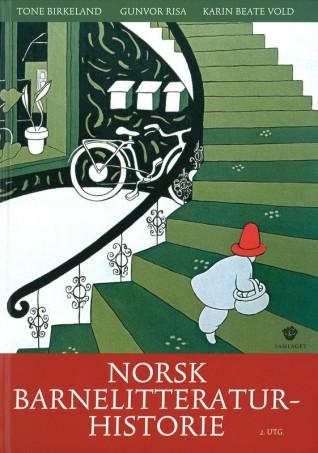 Norsk barnelitteraturhistorie. 2. utgave 2005