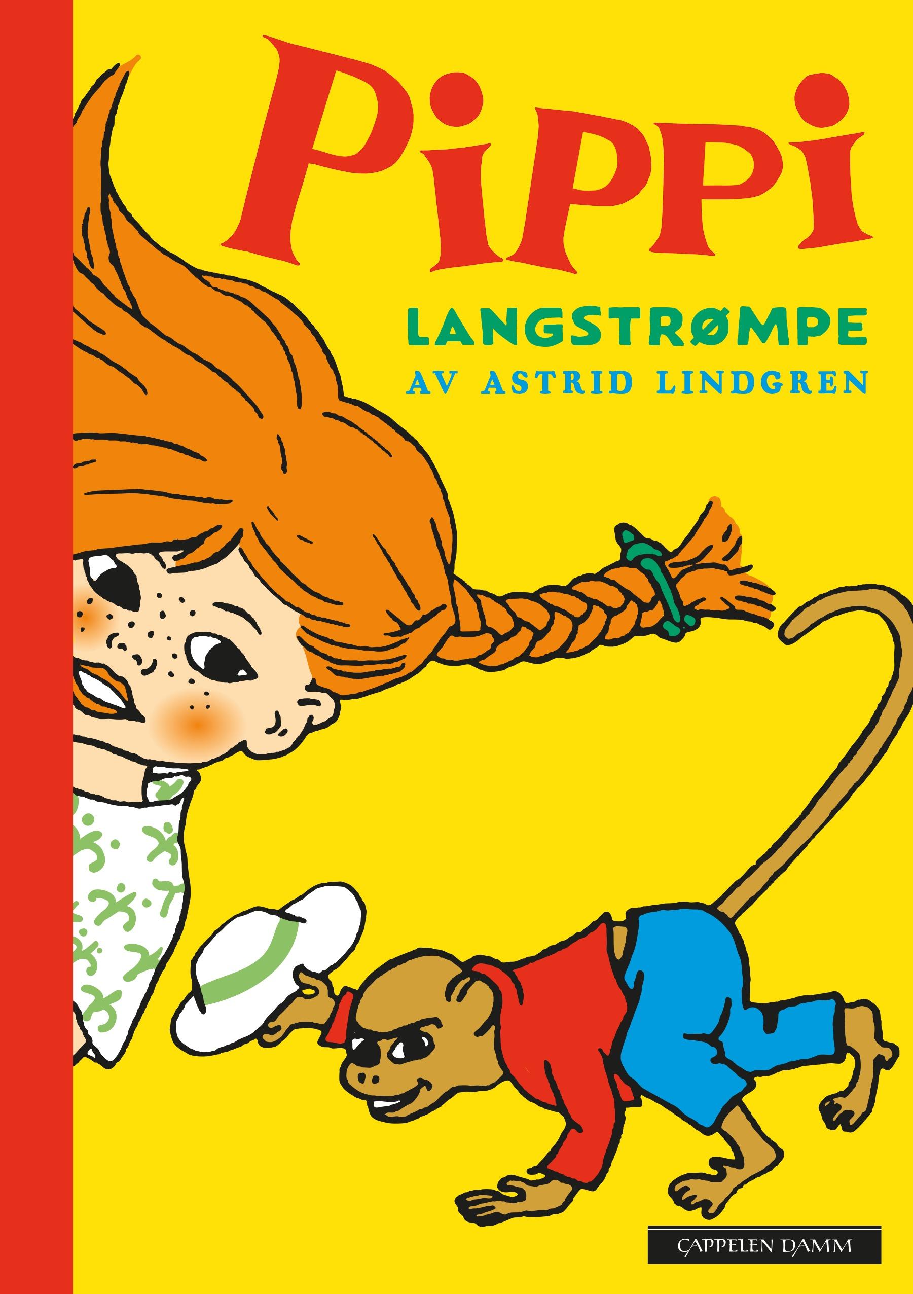 Hurra for Pippi Langstrømpe, 70 år!