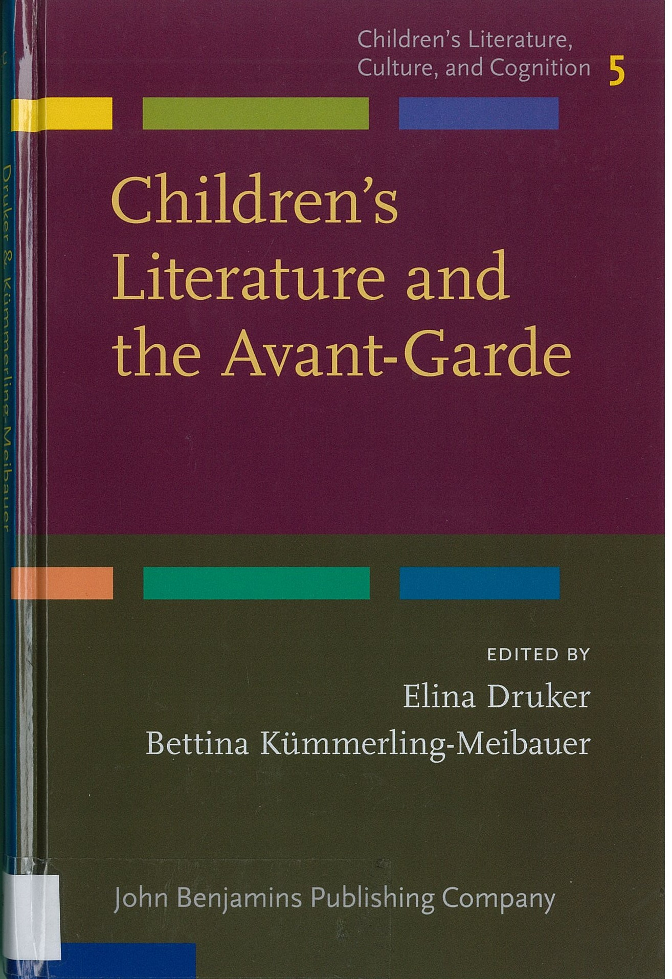 Children's Literature and the Avant-Garde