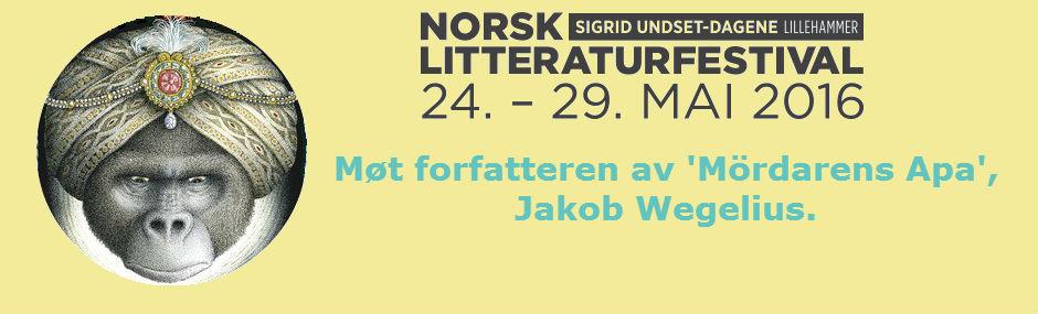 Litteraturfestivalen på Lillehammer