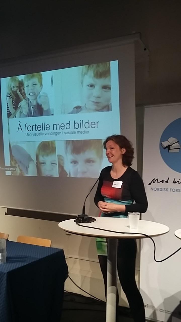 Bilder i bevegelse - nordisk forskerblikk på visuelle endringer i barne- og ungdomslitteraturen