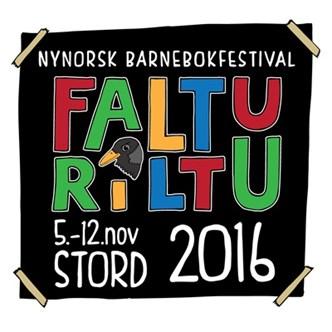 Falturiltu - nynorsk barnebokfestival 5.-12. november