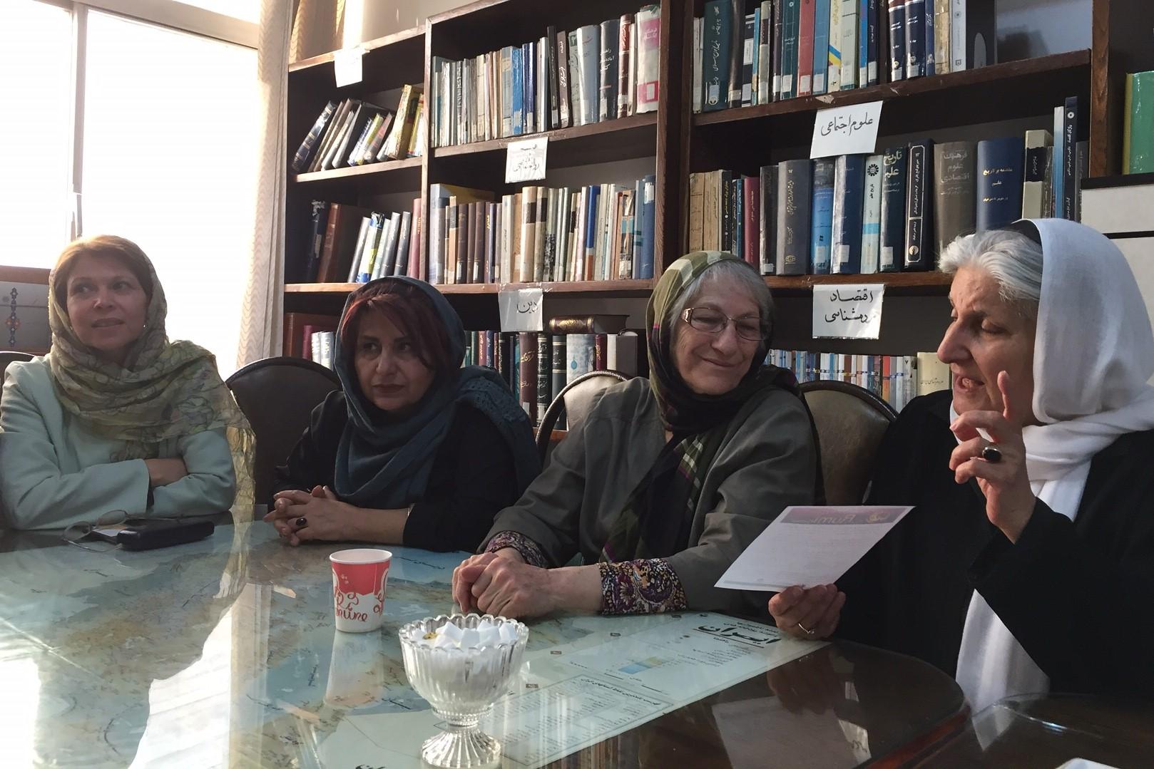 Irans barnebokråd CBC