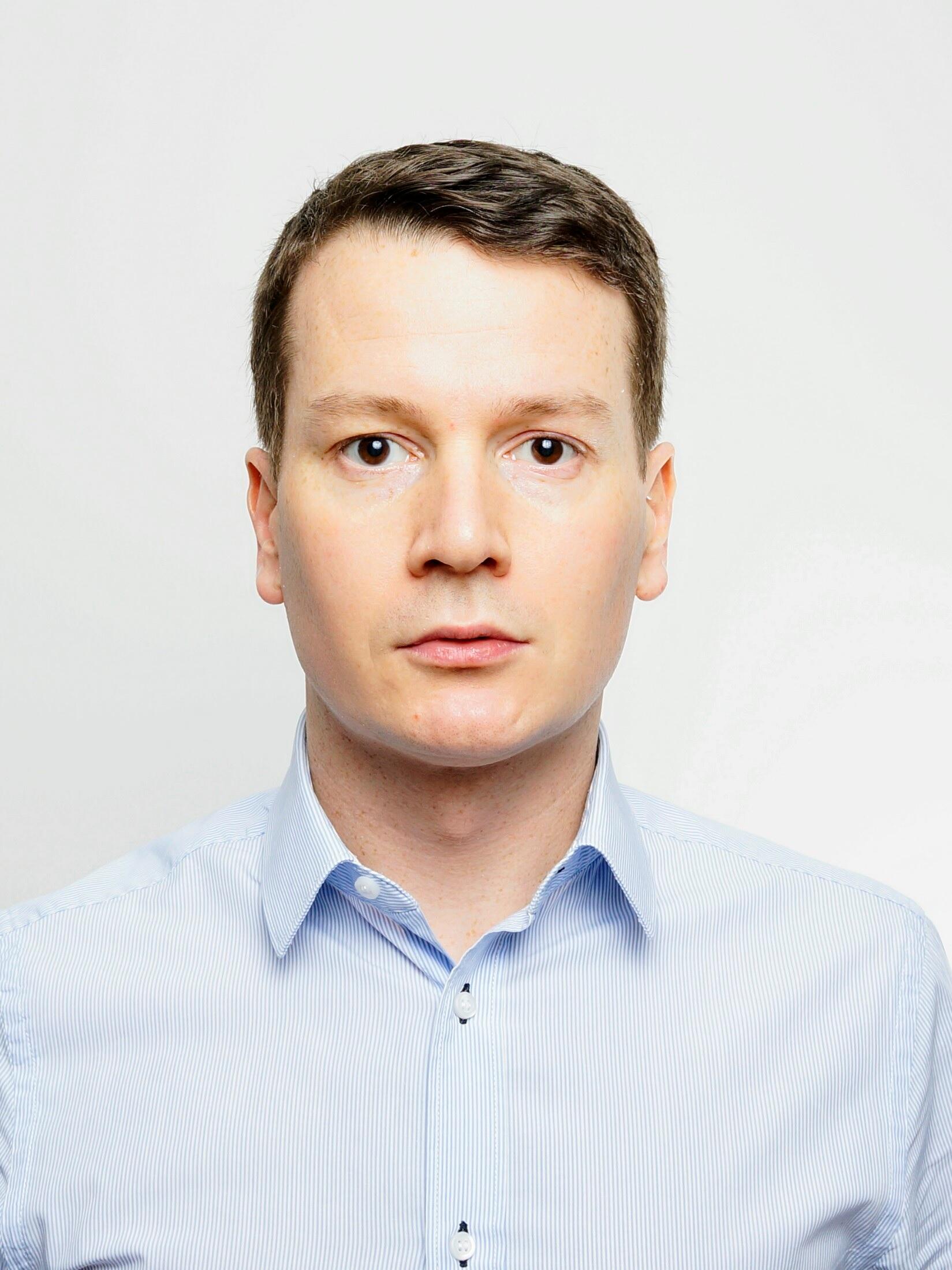 Niklas R. Lello er ansatt som ny kommunikasjonskonsulent i NBI