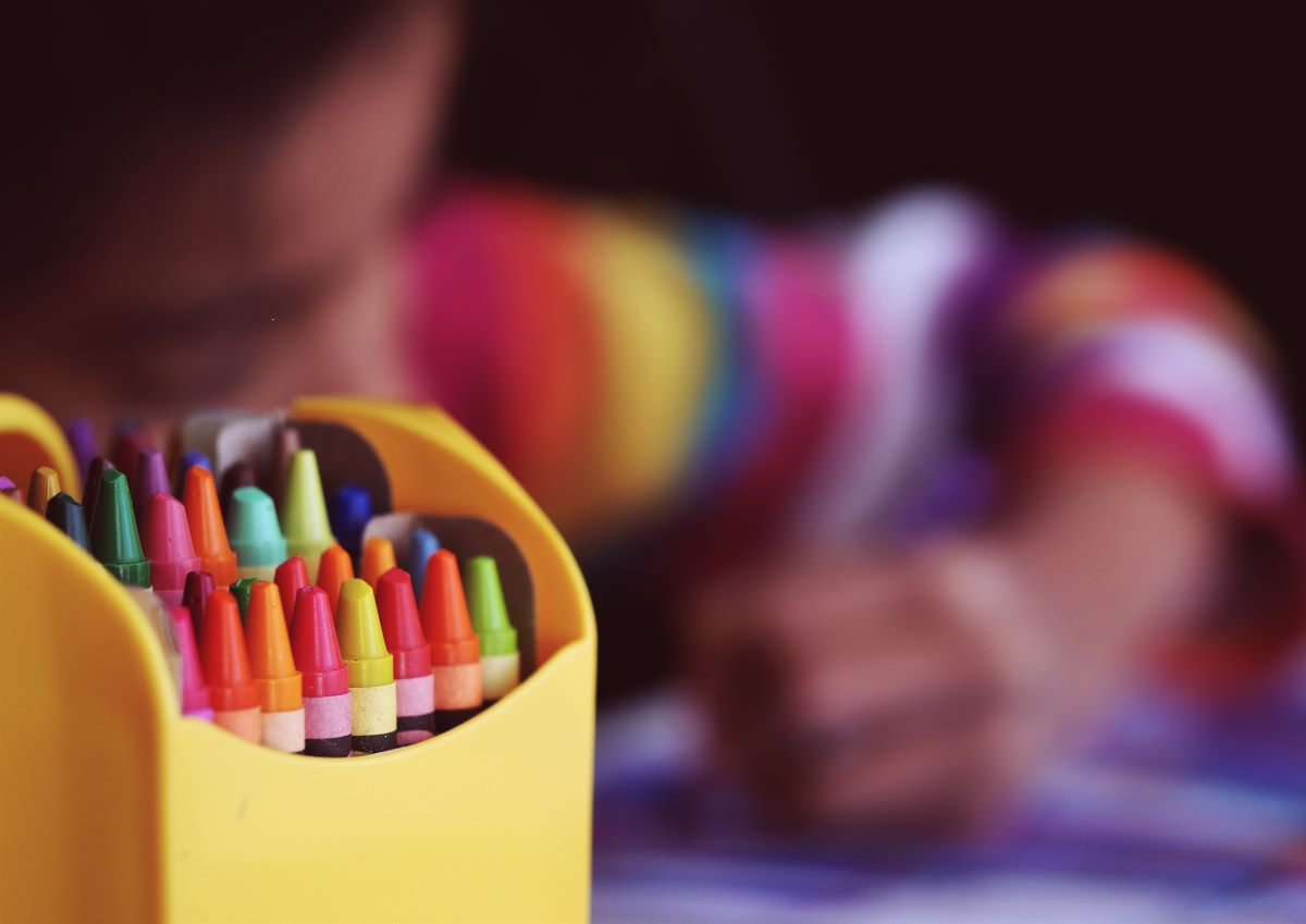 Nytt masterstudium i barnekultur og kunstpedagogikk