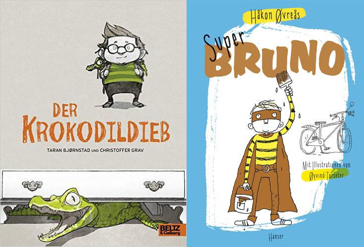 To norske nominert til Deutscher Jugendliteraturpreis