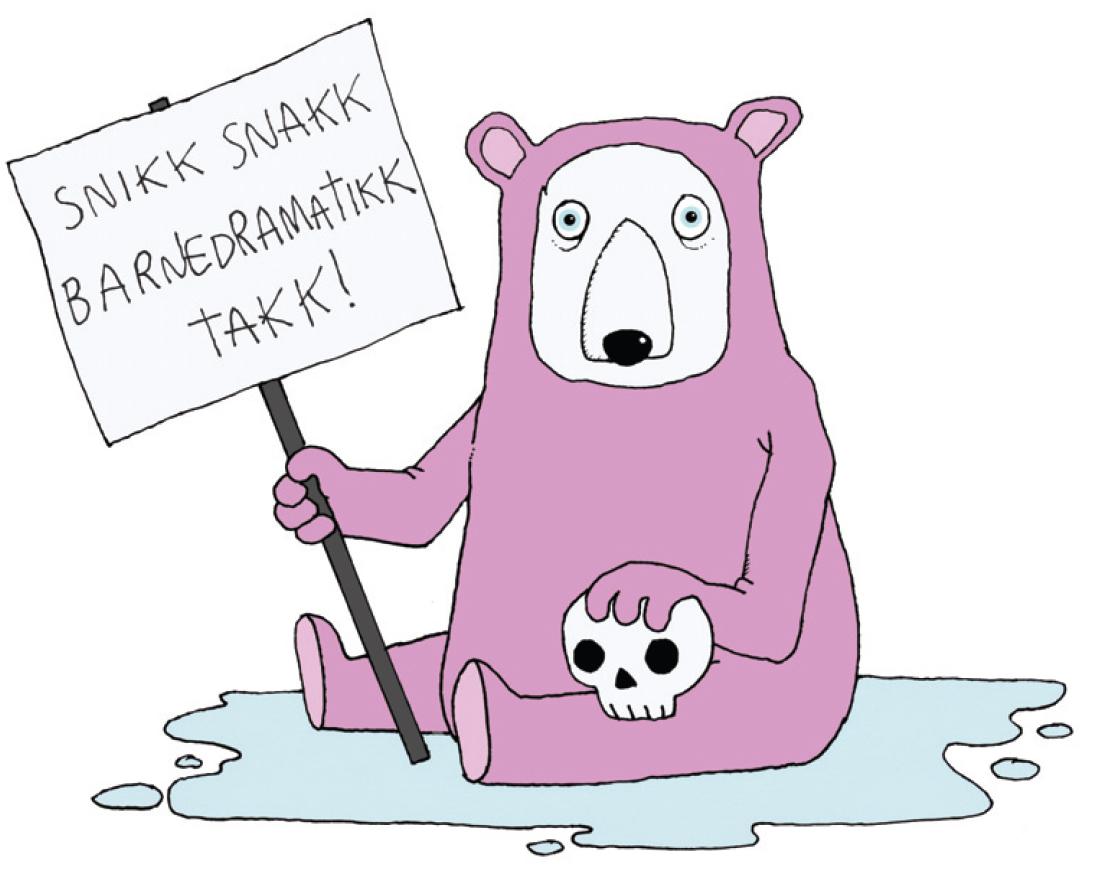 VEKST.VERK - seminar om barnedramatikk 24. august