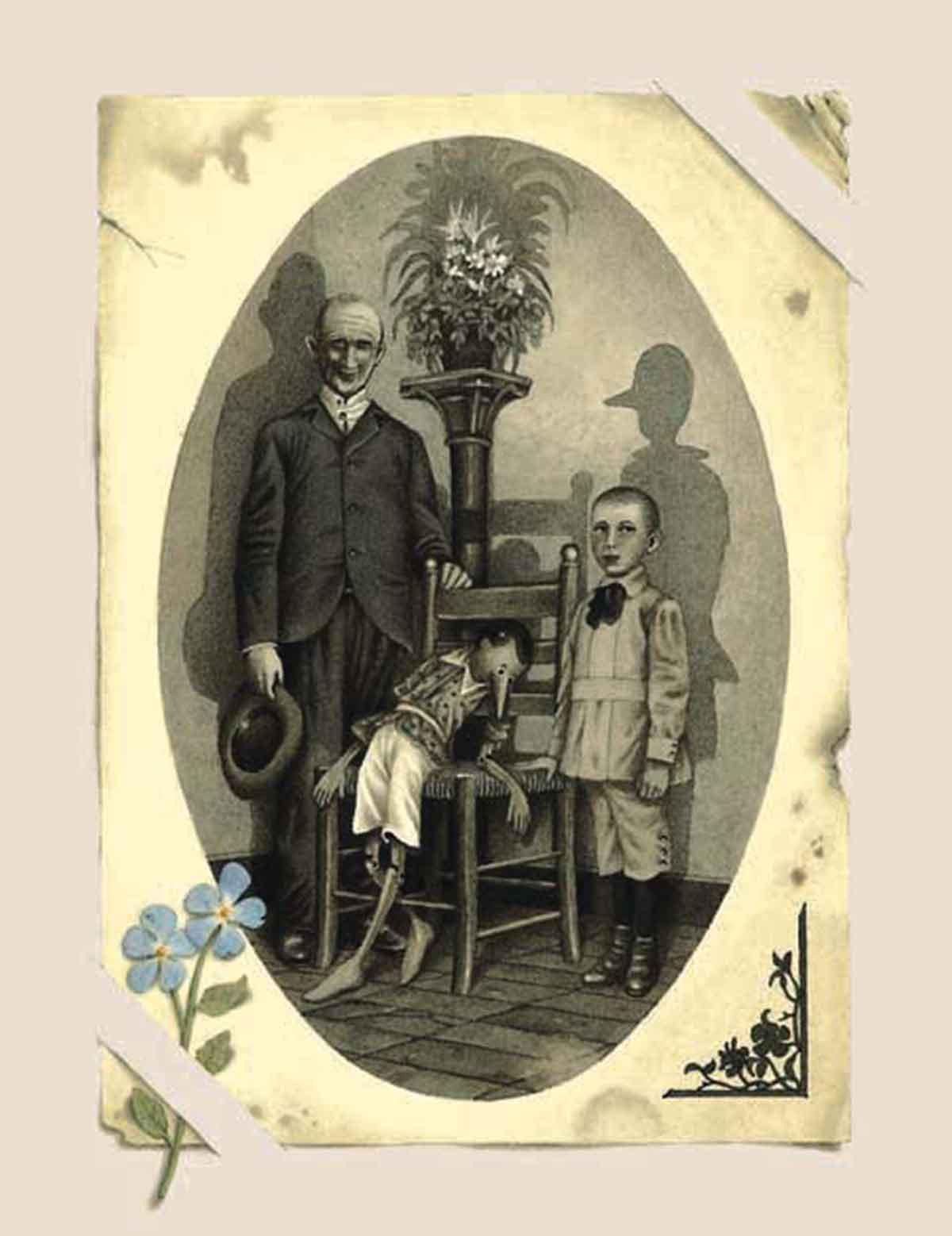 I begynnelsen var treet -en økokritisk lesning av Pinocchio