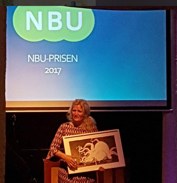NBU-prisen til Leser søker bok