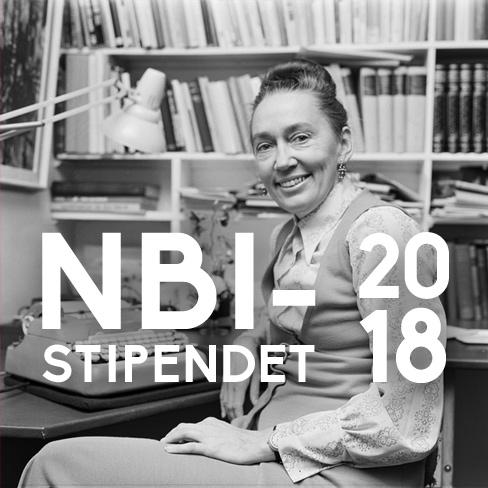 Utlysning av NBI-stipendet 2018