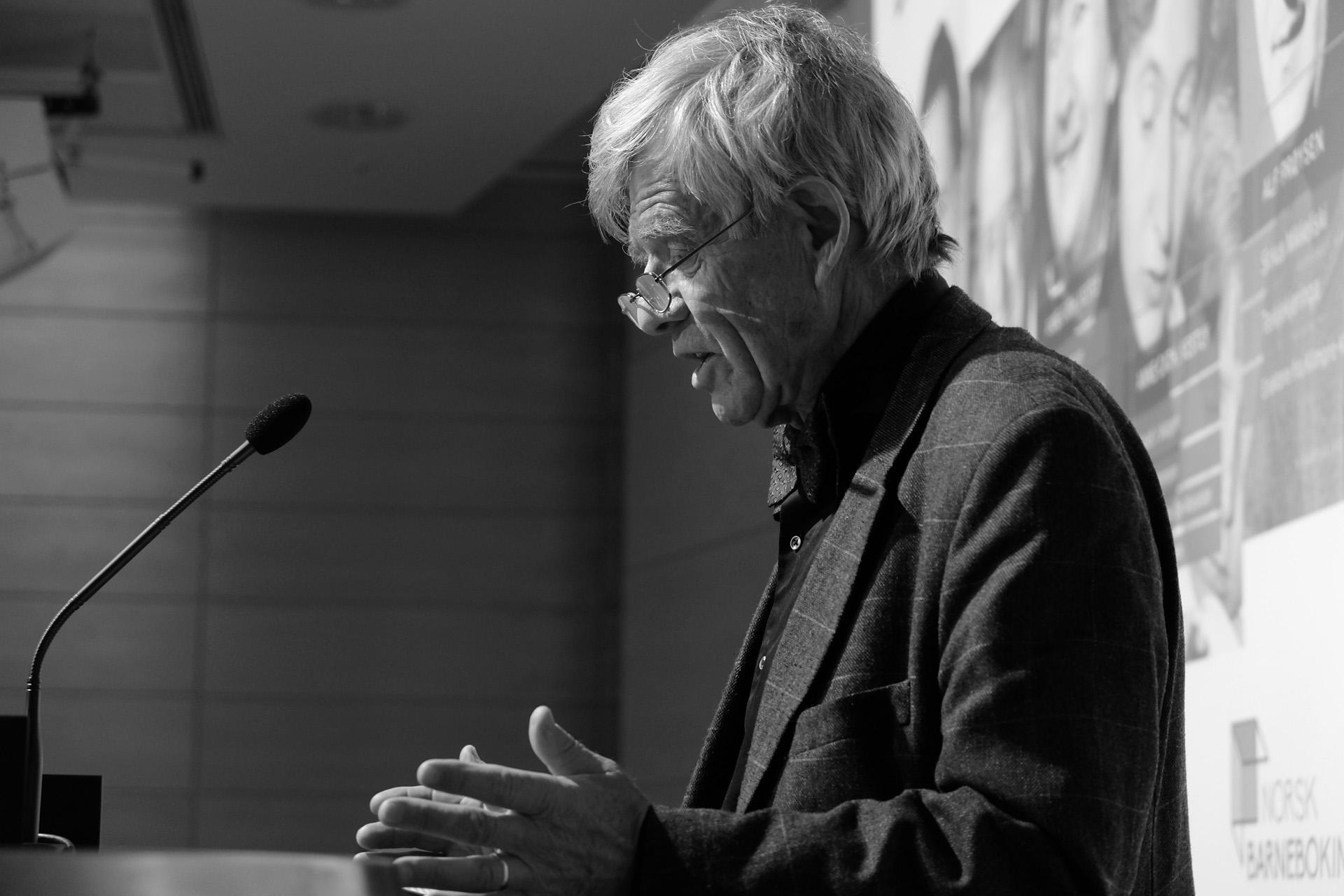 Om forvaltning av en litterær arv – et stort ansvar