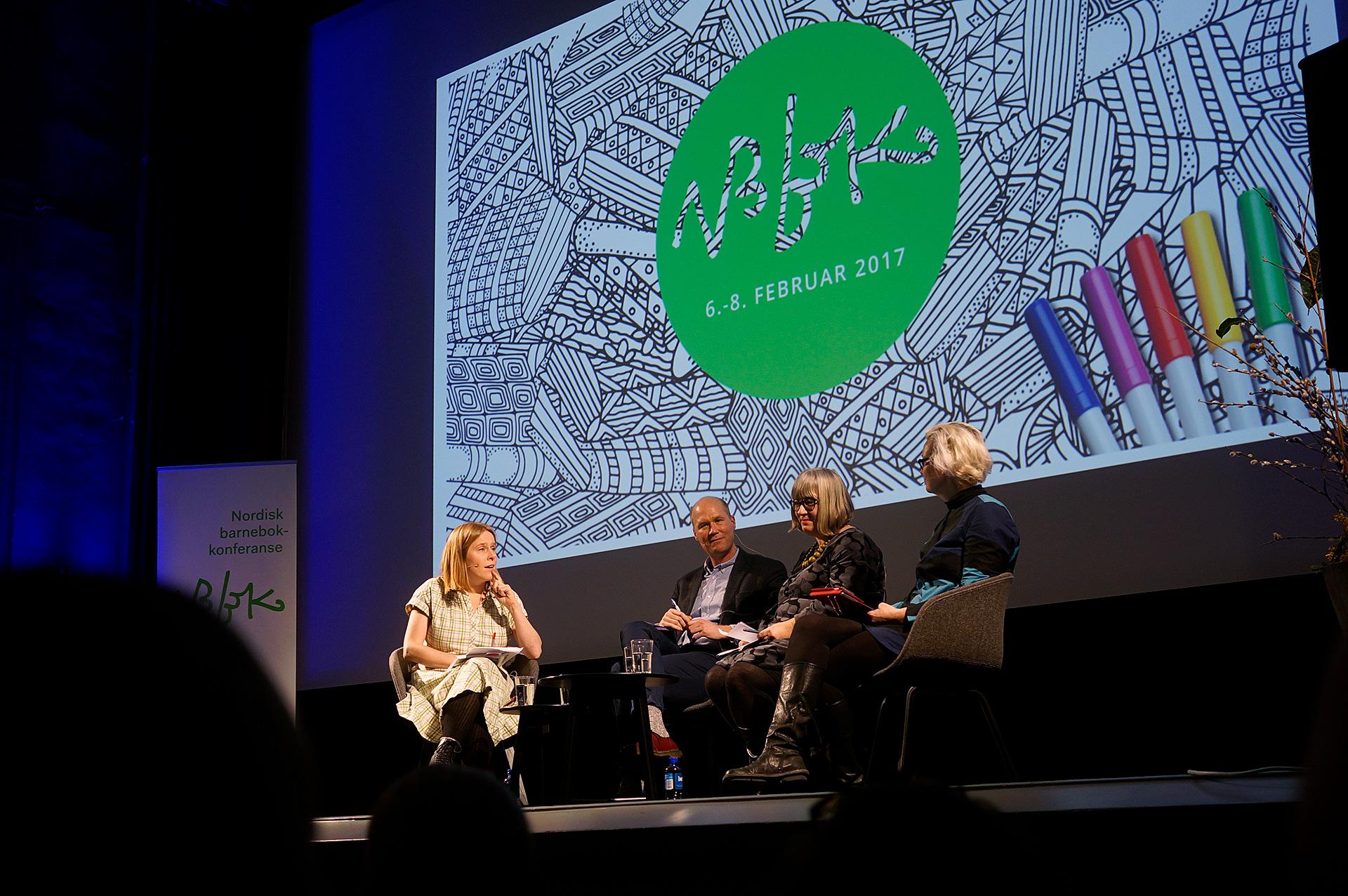 Hvor går grensen? Nordisk barnebokkonferanse 2019