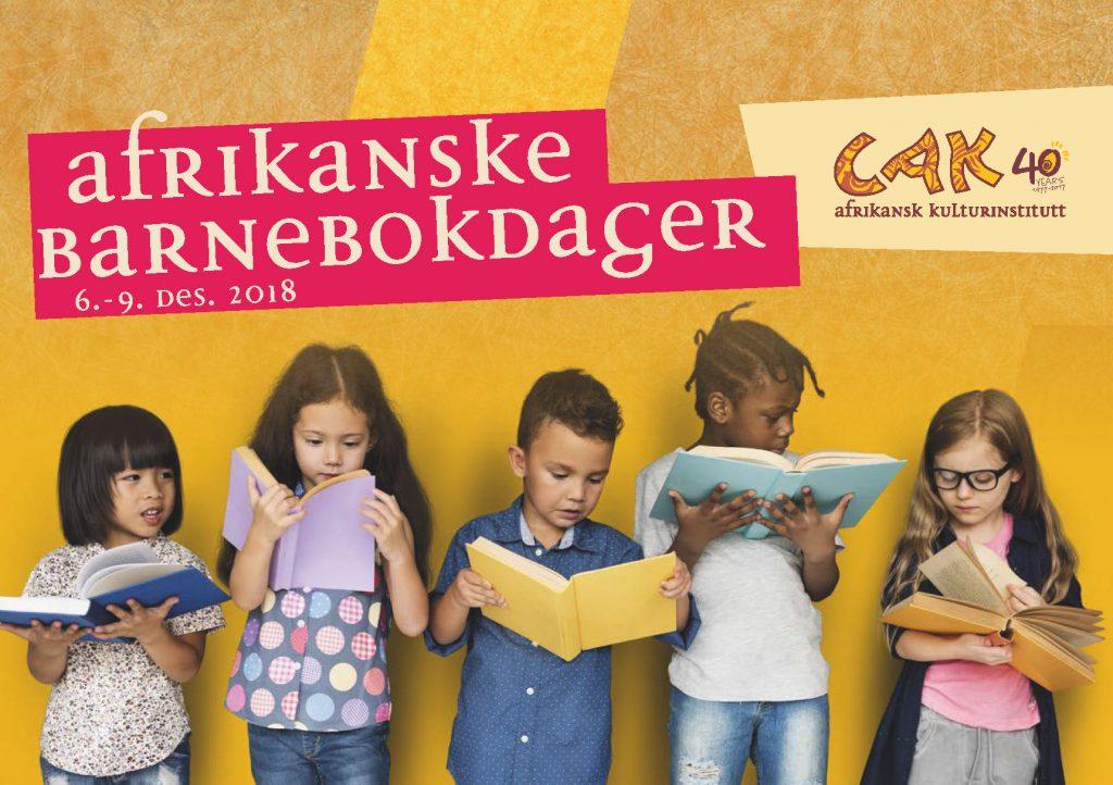 Afrikanske barnebokdager 2018