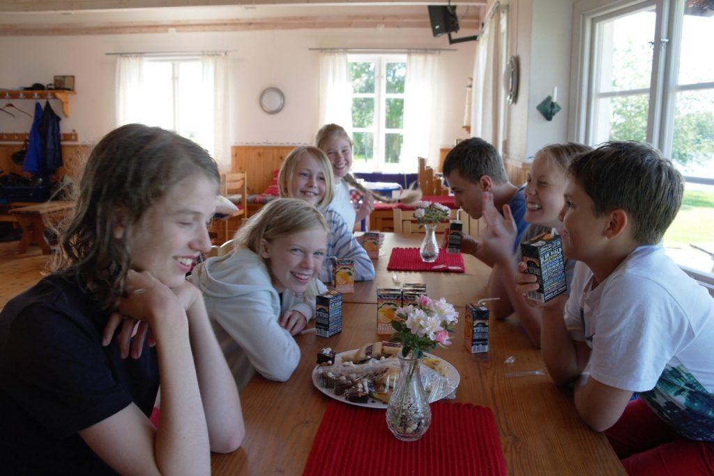Hellströms samtalegruppe, foto: Martin Hellström.