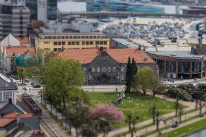 Hovedbiblioteket- Foto Ragnar Rørvik, Bergen Offentlige Bibliotek