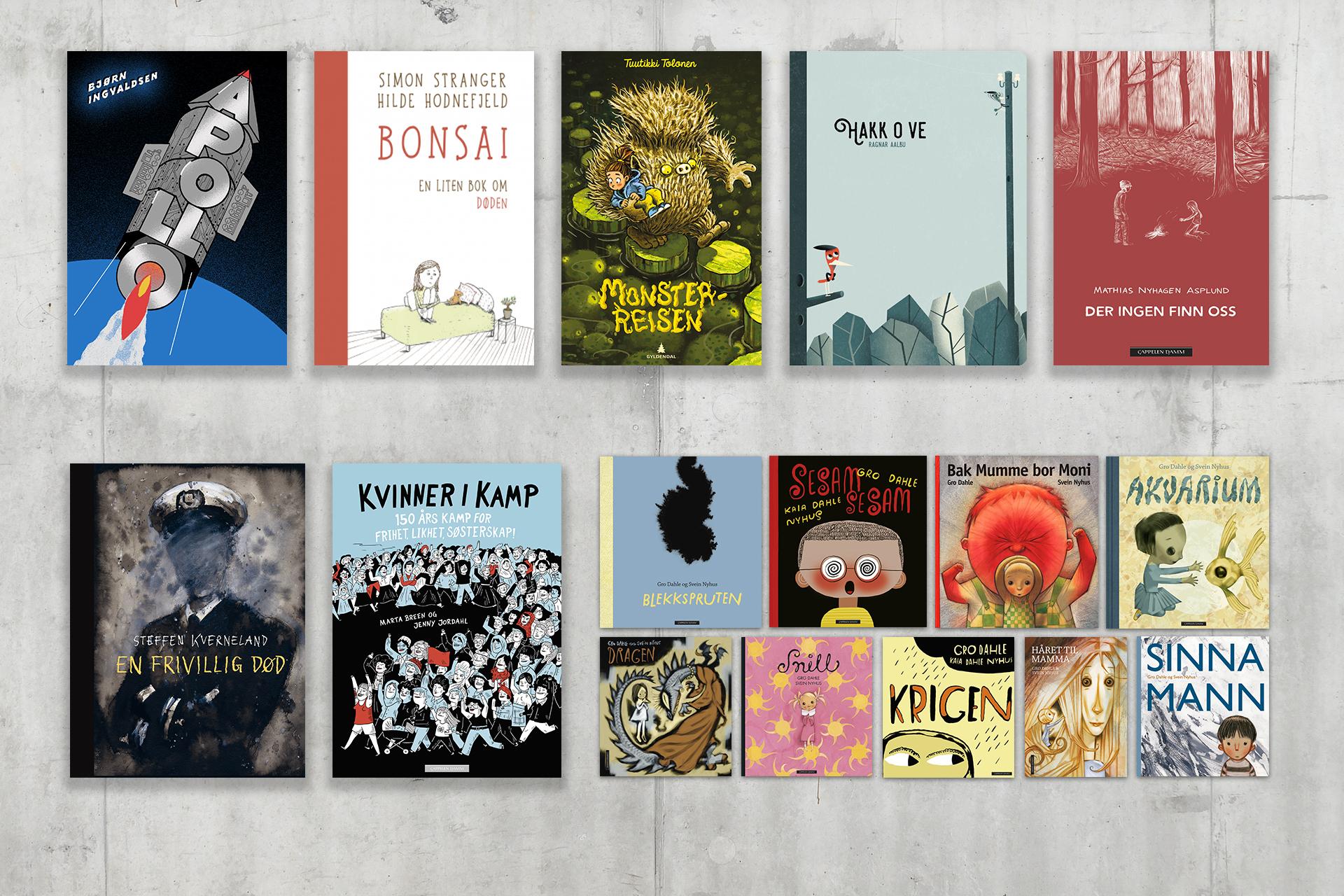 Humor, døden og kampen for tilværelsen – her er vinnerne av KUD-prisene 2018