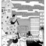 : Fra 'Sofagrisene blir berømte' av Arne Svingen, 2012, Cappelen Damm