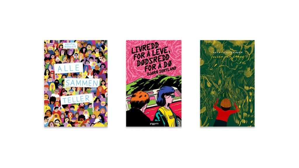 Årets vakreste bøker