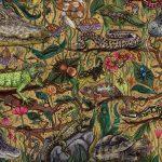 Myldreside, Innsekter og krypdyr, fakta og fortellinger
