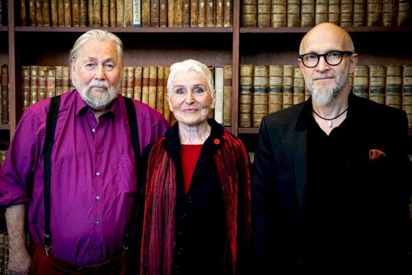 Tor Åge Bringsværd, Herbjørg Wassmo og Lars Saabye Christensen