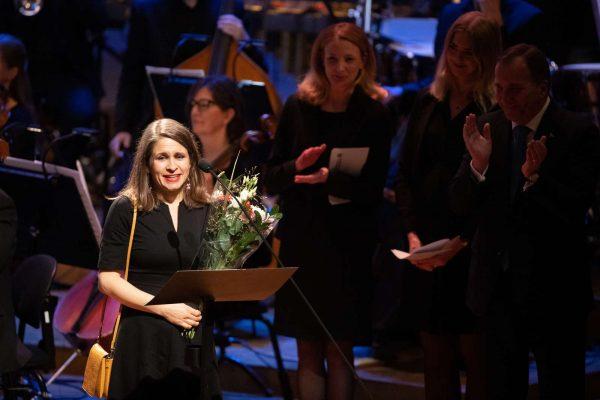 Kristin Roskifte får Nordisk råds pris