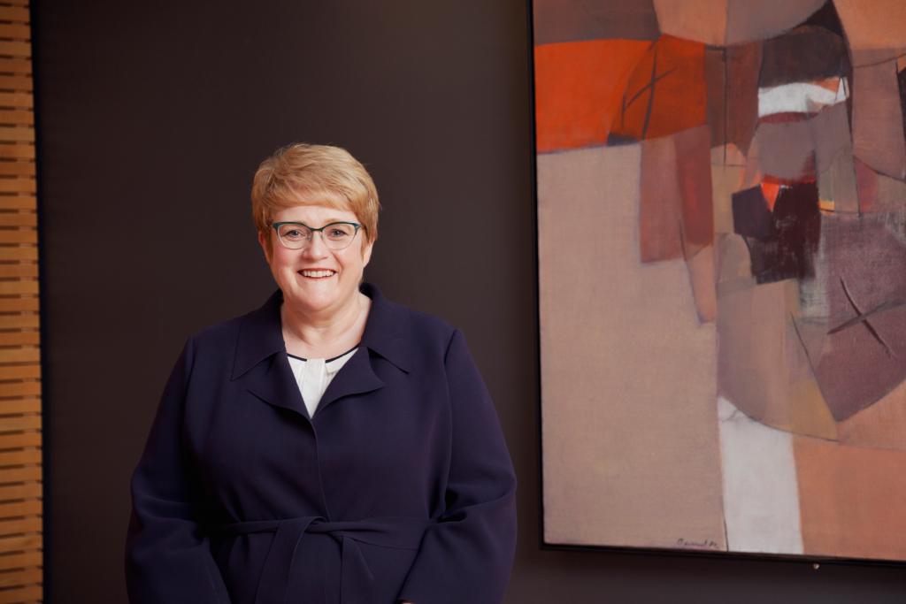 Kulturminister Trine Skei Grande