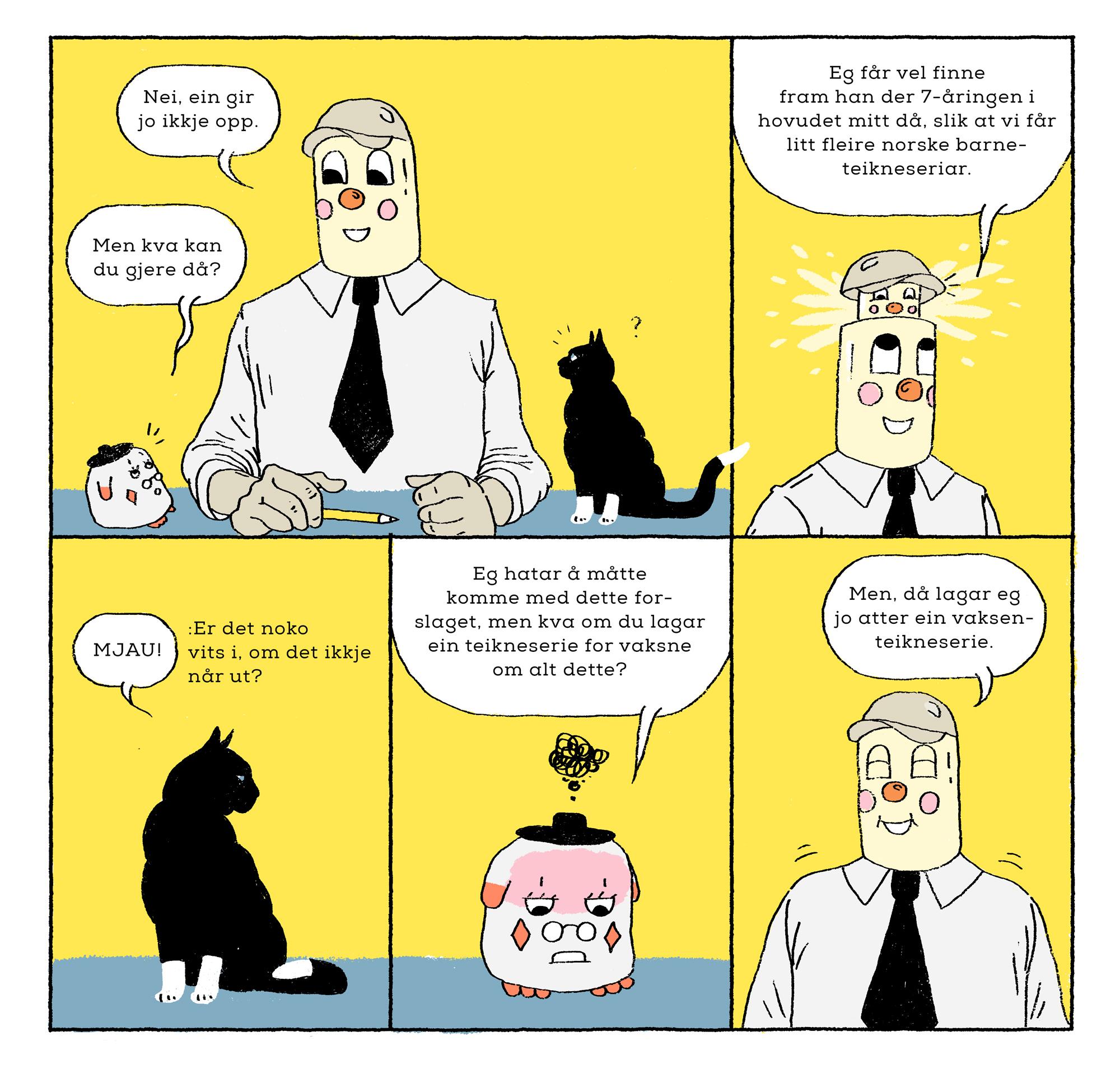 Sukk av Fredrik Rysjedal s. 9/10
