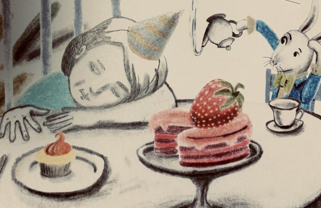 Illustrasjon av Jill Moursund