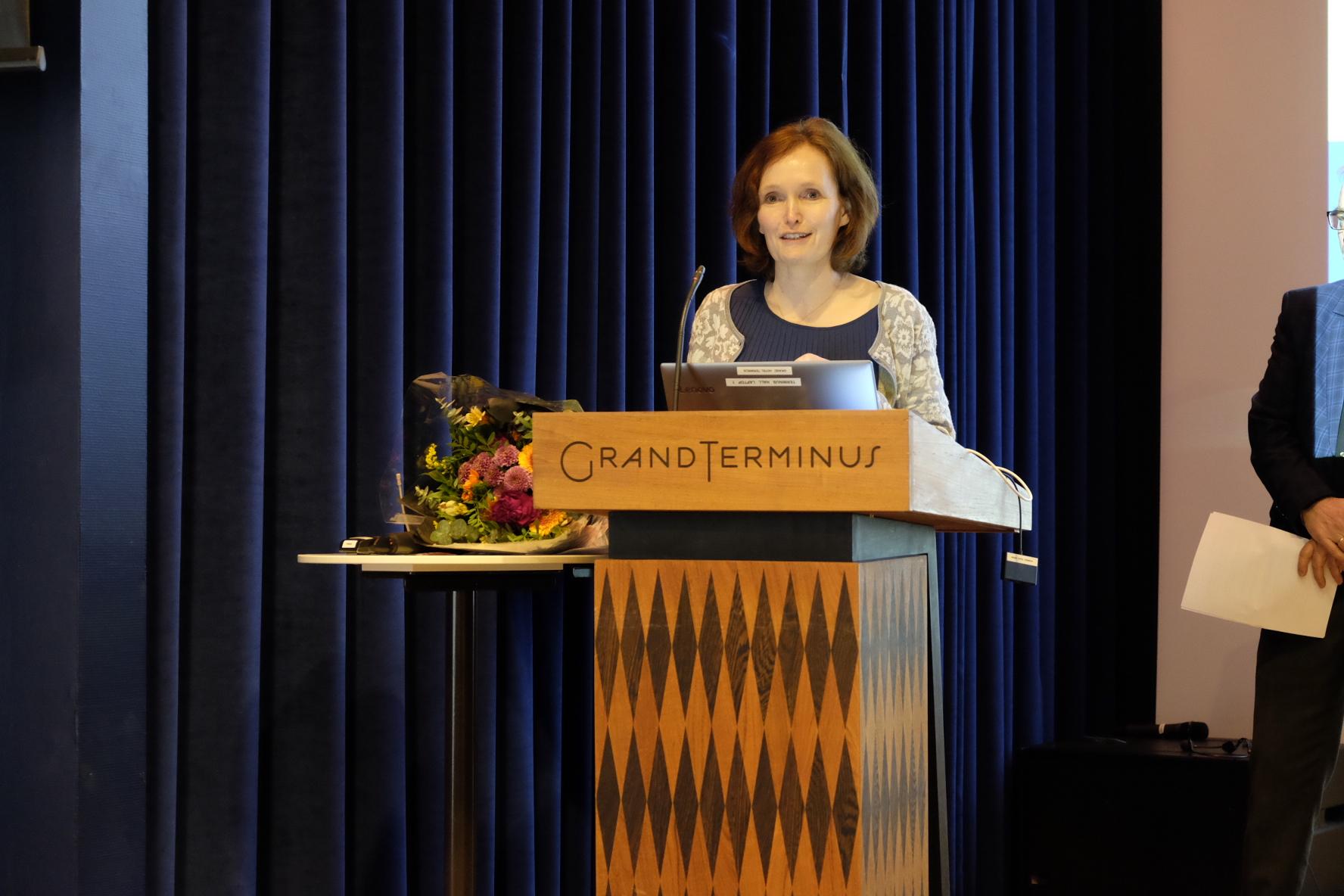 Kari Skjønsbergs pris til Lykke Guanio-Uluru