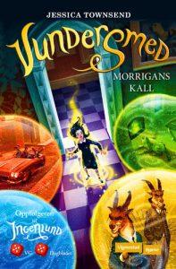 Jessica Townsend: Vundersmed: Morrigans kall