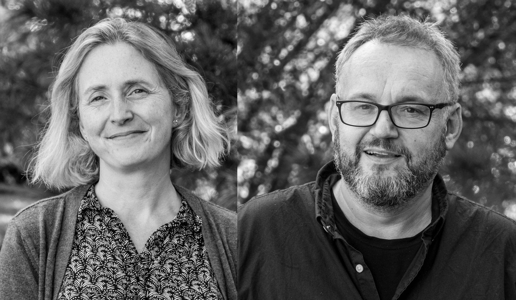 Hilde Hagerup og Bjørn Sortland