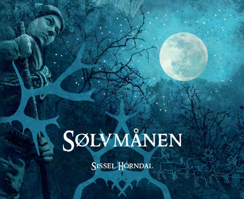 Sissel Horndals Sølvmånen, Foto: ČálliidLágádus forlag