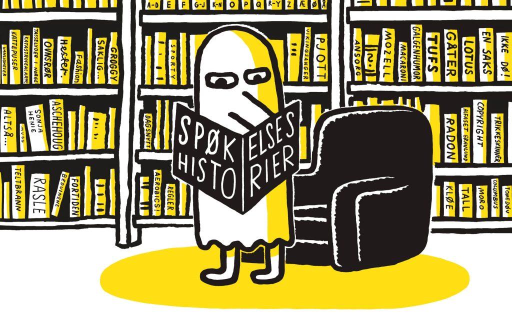 Spøkelseshistorier, No Comprendo Press 2014