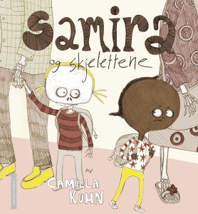 Samira og skjelettene av Camilla Kuhn