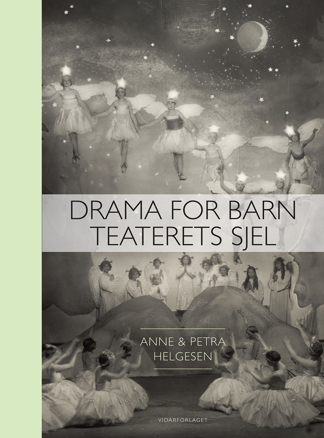Lansering av norsk barnedramatikks historie