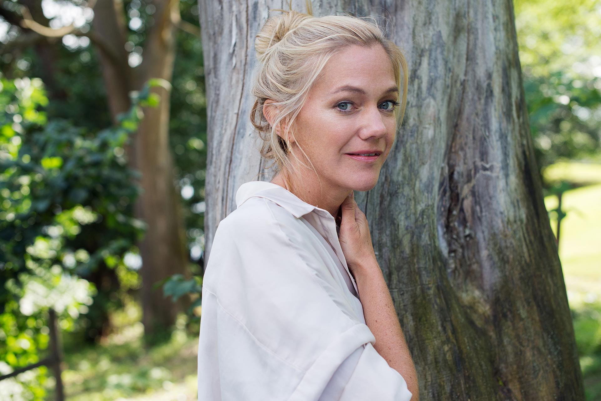 Maja Lunde blir festivalforfatter på Appelsinia