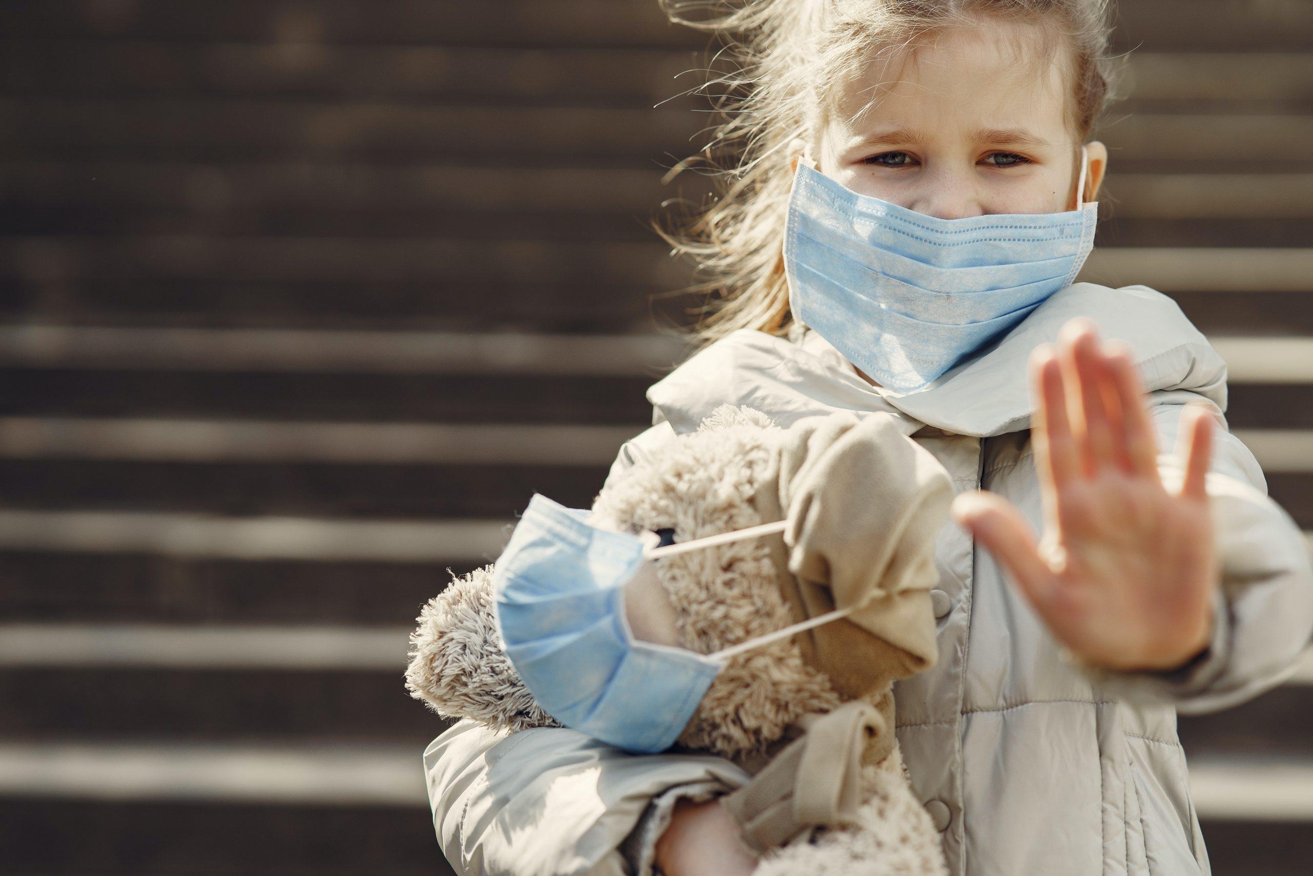 Smittelitteratur for barn