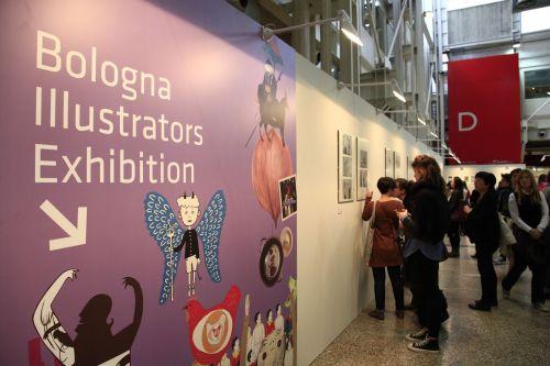 Barnebokmessen i Bologna 2015